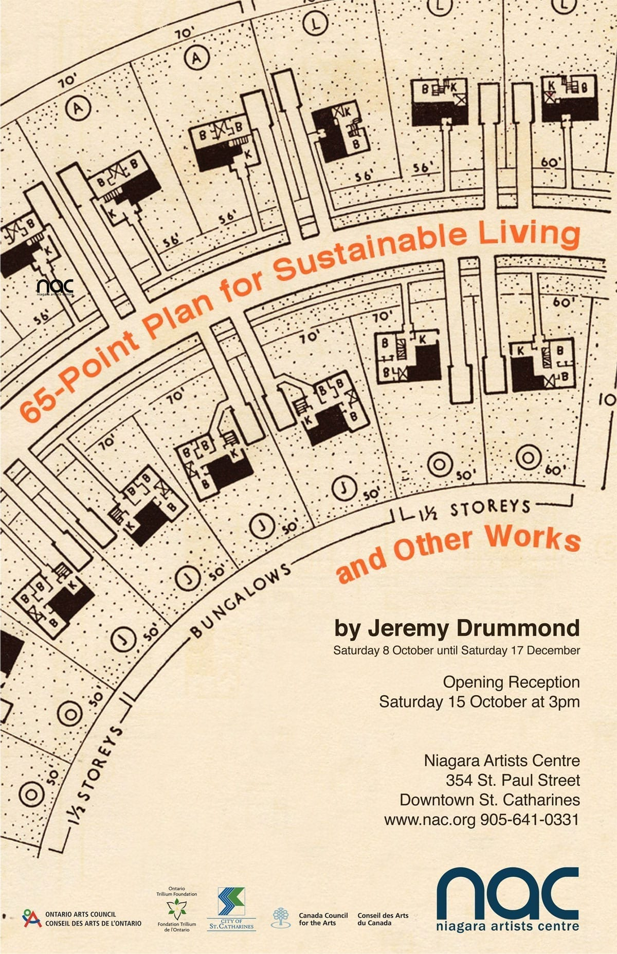 65-Point Plan for Sustainable Living & Other Works