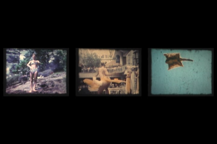 A New Place to Dwell: 8MM Films and Live Music by Several Futures
