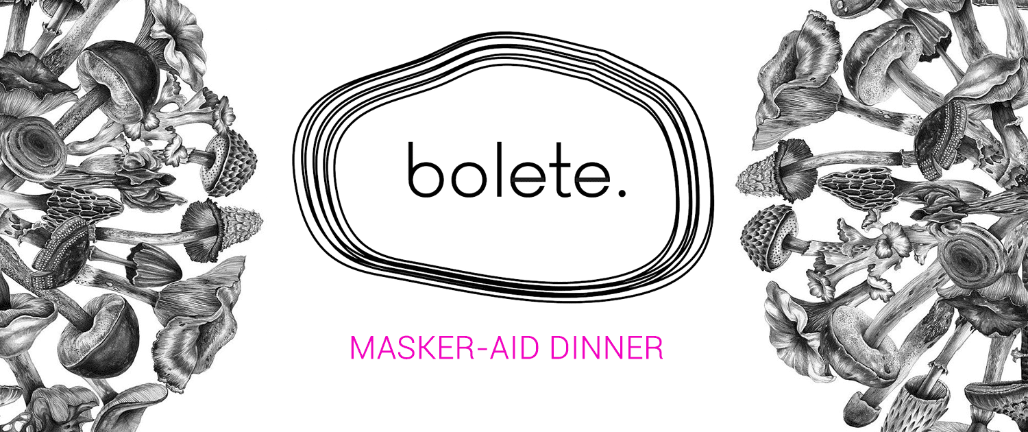 Masker-Aid Dinner + Party / Sat 18 Nov 2017