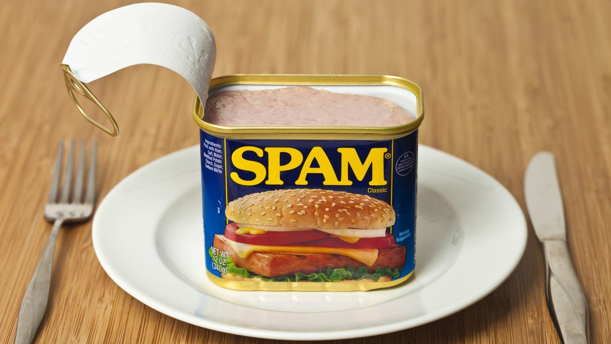 Top Ten SPAM Reasons to Become a NAC Member Today