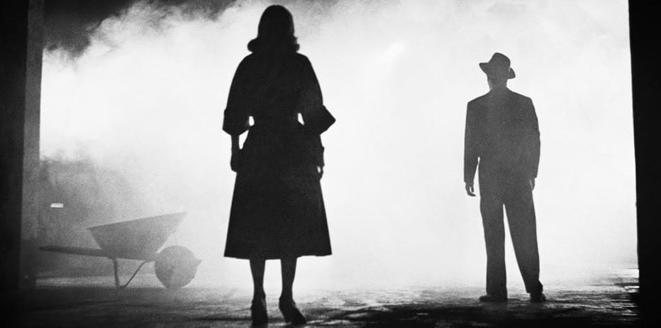 Top Ten FILM NOIR Reasons to Renew or Join Today!